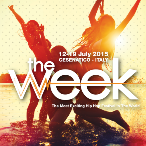 The Week 2015 Street Dance Summer Camp Cesenatico Italy Workshop Stage Hip Hop Festival