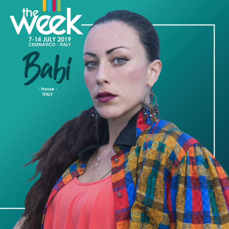 Babì House The Week 2019 Street Dance Summer Camp Cesenatico Italy Workshop Stage Hip Hop Festival