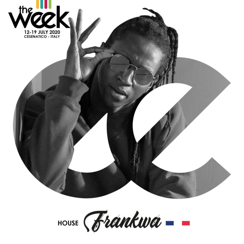Frankwa House The Week The WeeKidz Street Dance Summer Camp Cesenatico Italy Workshop Stage Hip Hop Festival