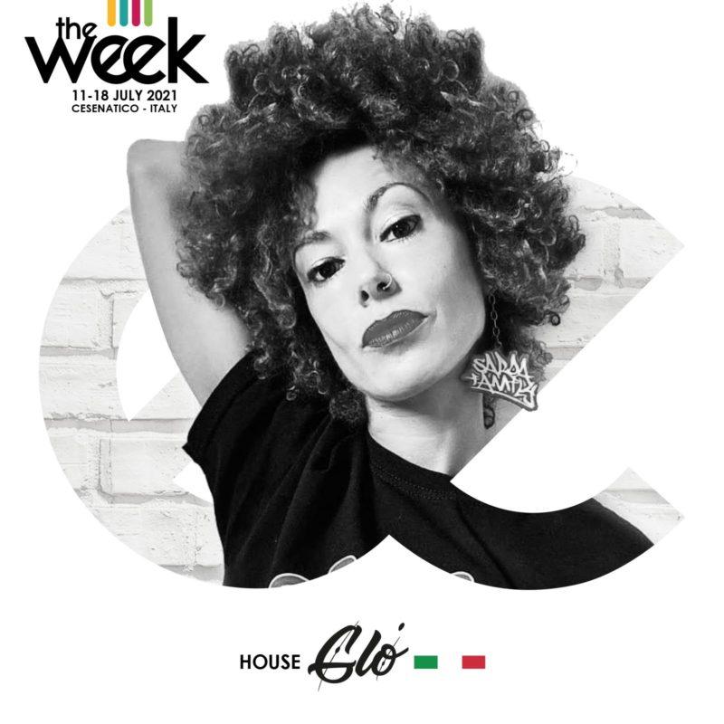Glò House The Week 2021 Street Dance Summer Camp Cesenatico Italy Workshop Stage Hip Hop Festival