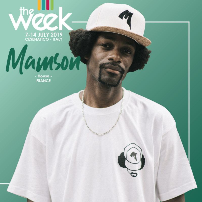 Mamson The Week 2019 Street Dance Summer Camp Cesenatico Italy Workshop Stage Hip Hop Festival