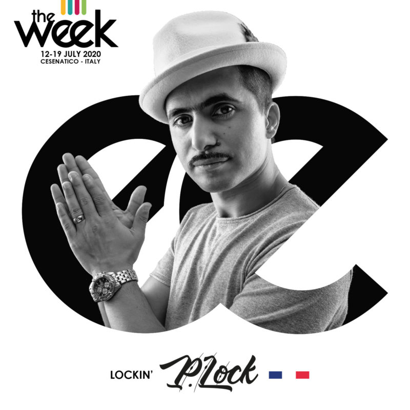 P Lock Locking The Week The WeeKidz Street Dance Summer Camp Cesenatico Italy Workshop Stage Hip Hop Festival