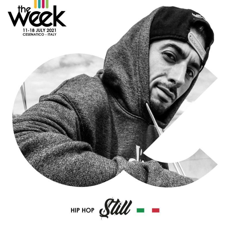 Still Sarda Family Kidz The Week 2021 Give It Up Street Dance Summer Camp Cesenatico Italy Workshop Stage Hip Hop Festival