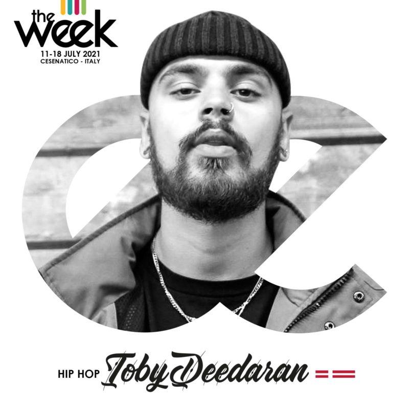 Toby Deedaran Hip Hop Choreo Give It Up Street Fighters The Week The WeeKidz Street Dance Summer Camp Cesenatico Italy Workshop Stage Hip Hop Festival