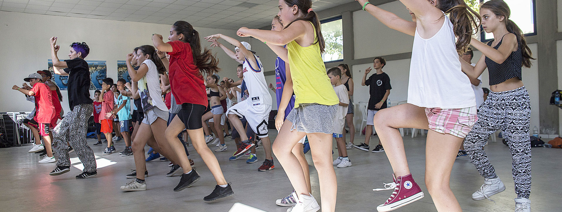 The Week Street Dance Summer Camp Cesenatico Italy Workshop Stage Hip Hop Festival