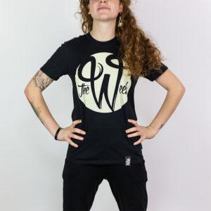 The Week Logo T-Shirt Black
