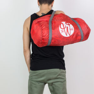 The Week Bag Red