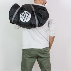 The Week Bag Black