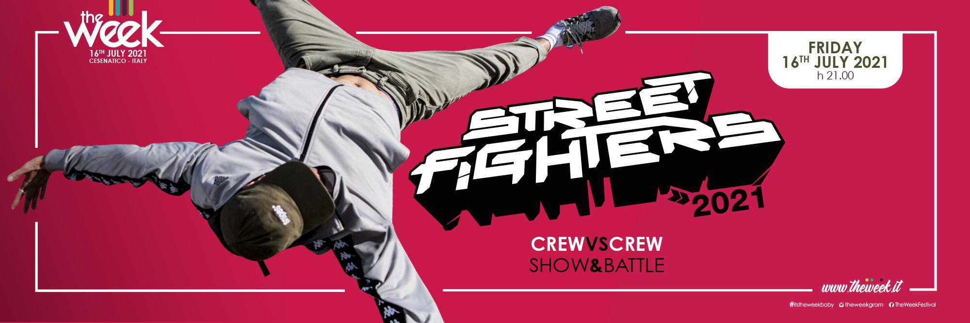 Street Fighters The Week The WeeKidz Street Dance Summer Camp Cesenatico Italy Workshop Stage Hip Hop Festival Best Show