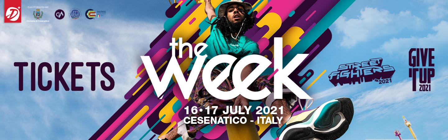 Tickets Street Fighters Give It Up Main Events Piazza Spose Dei Marinai The Week Street Dance Summer Camp Cesenatico Italy Workshop Stage Hip Hop Festival