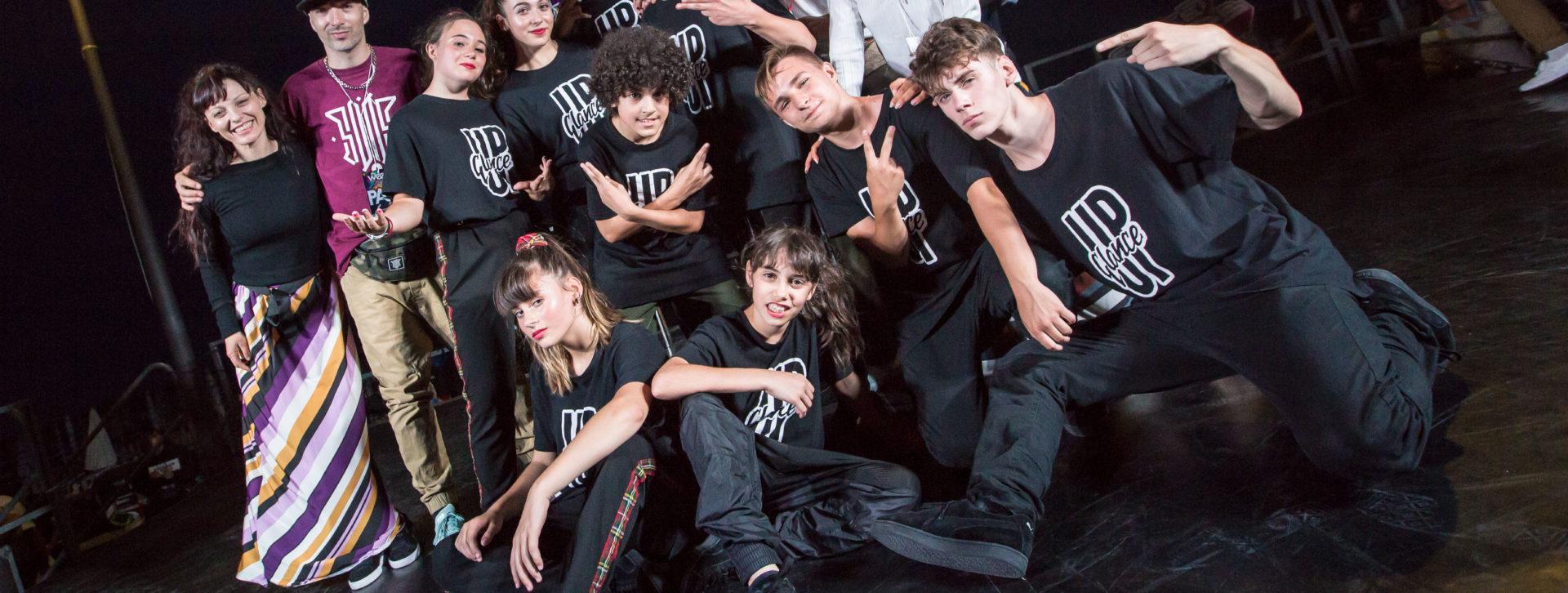 The Week The WeeKidz Junior Kids Street Dance Summer Camp Cesenatico Italy Workshop Stage Hip Hop Festival