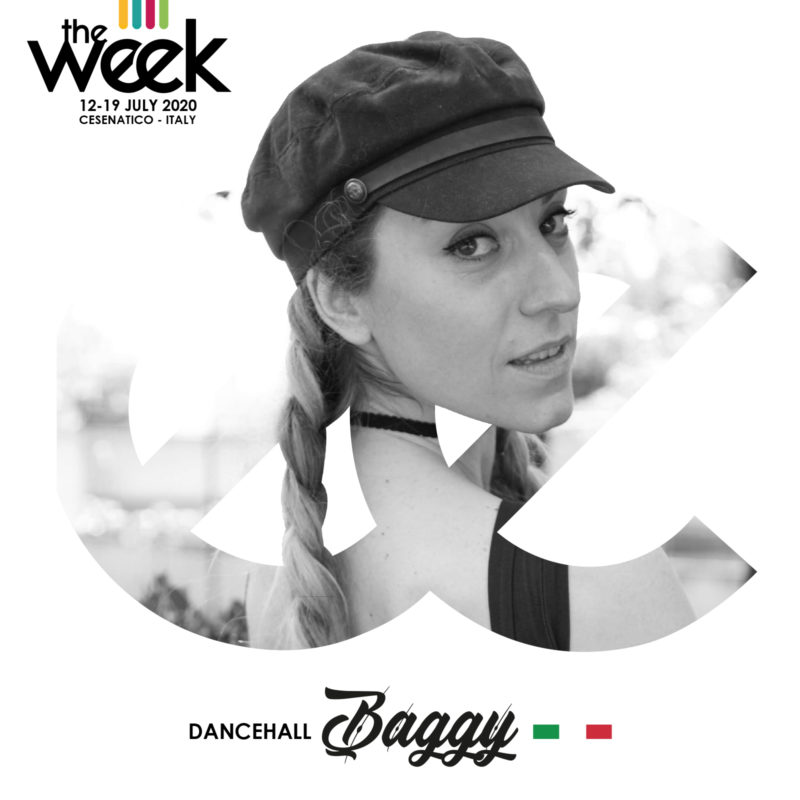 Baggy Dancehall The Week The WeeKidz Street Dance Summer Camp Cesenatico Italy Workshop Stage Hip Hop Festival