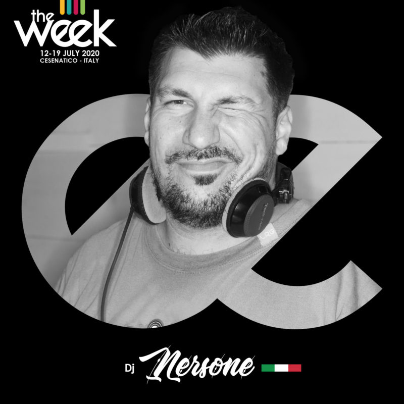 Dj Nersone Hip Hop Beach Party Street Fighters The Week The WeeKidz Street Dance Summer Camp Cesenatico Italy Workshop Stage Hip Hop Festival