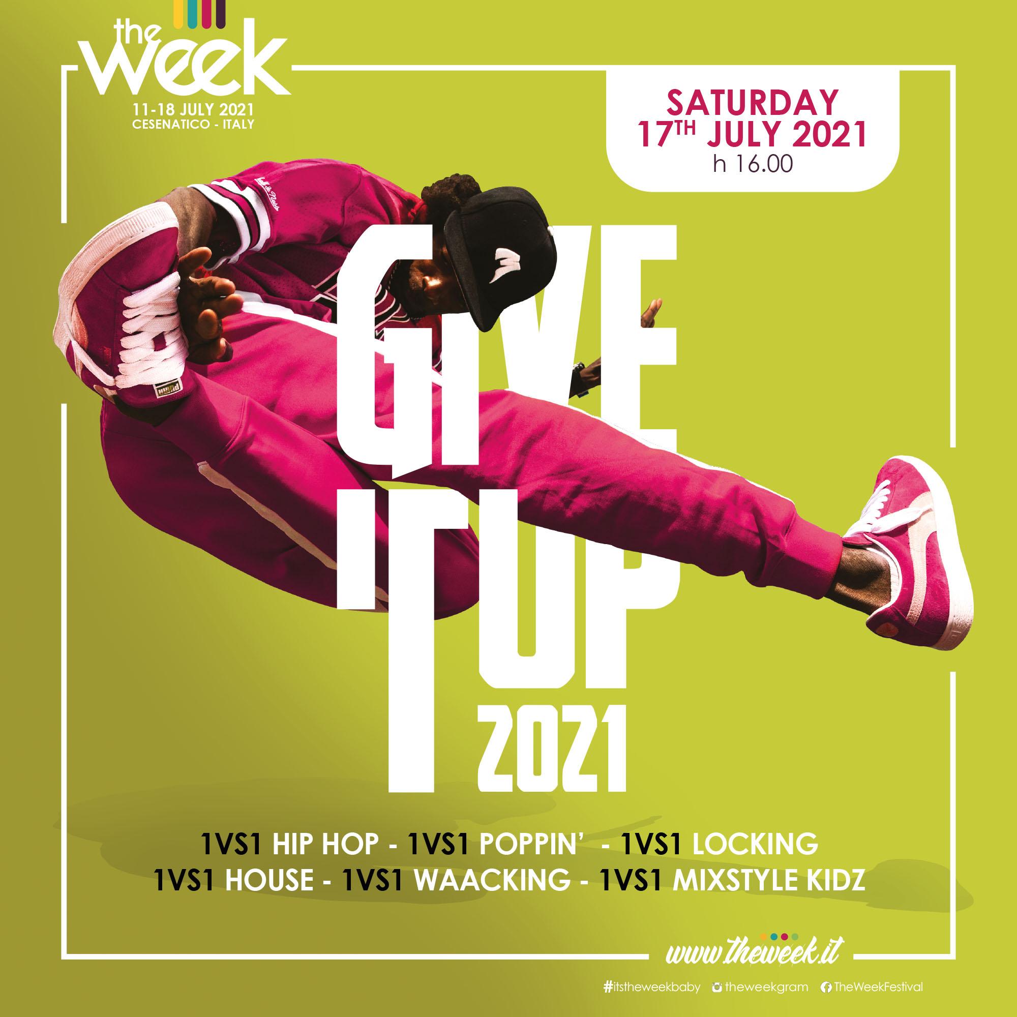Give It Up Dj Ake Dj Lil Jean Dj Simo Piazza Spose Dei Marinai The Week Street Dance Summer Camp Cesenatico Italy Workshop Stage Hip Hop Festival